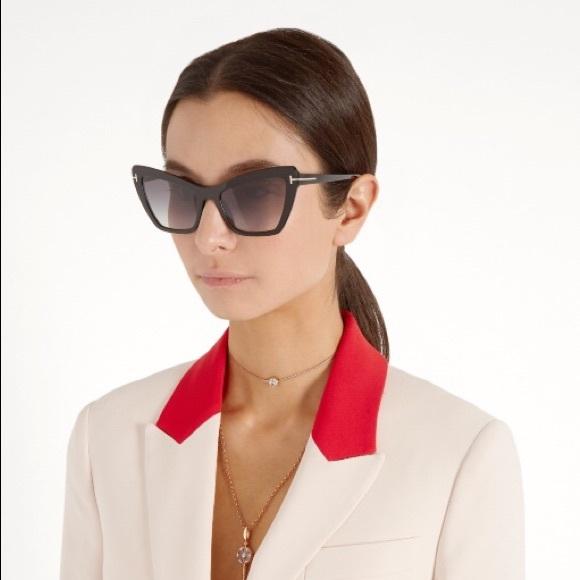 a772e9813c37 Accessories - NEW Tom Ford Valesca Sunglasses
